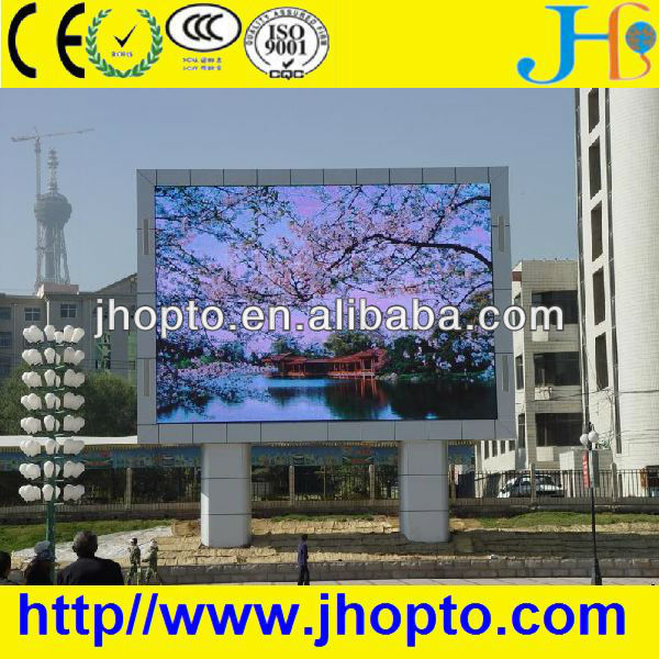 Best quality p10 alibaba led outdoor screen capture