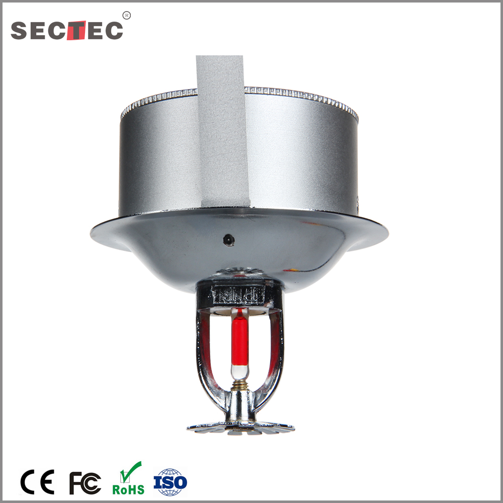 Fire Sprinkler Night Vision Infrared 960P Hidden Camera IP Camera