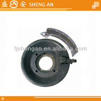 Mitsubishi hand drum brake shoes assembly high quality
