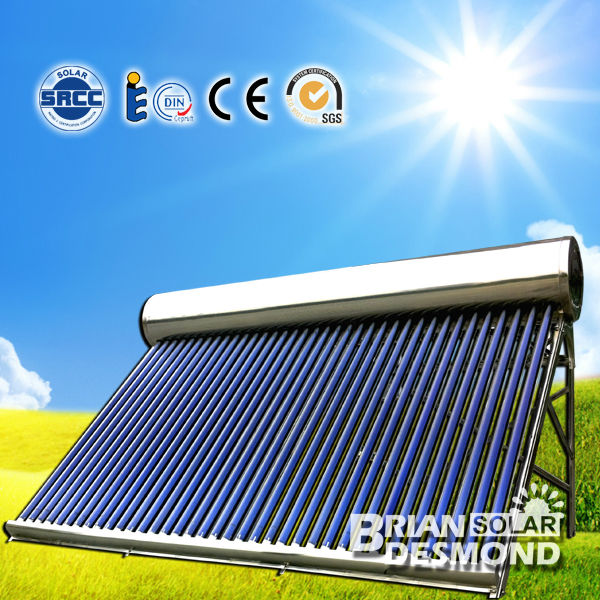 Excellent and Energy Saving 300 liters Solar Boiler
