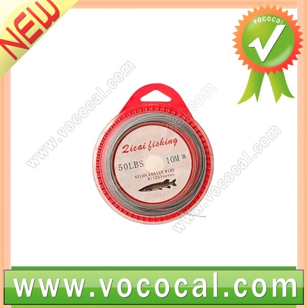 Professional 10M Braided Metal Fishing Fish Line 50lb 0.7mm