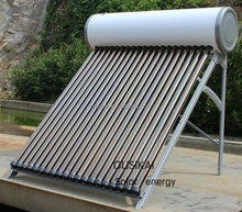 SUS304-2B Stainless steel compact pressure solar water heater