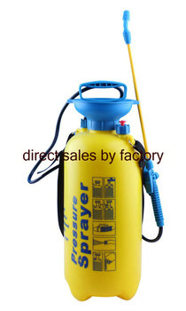 garden hand plastic pressure water portable sprayer pump portable spray bottle