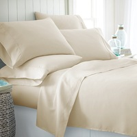 shengsheng luxury hotel collection bedding 400 thread count 100% cotton sateen bed sheet set