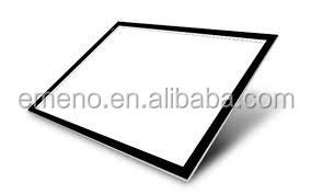 WholesaleEmeno A4 <strong>LED</strong> <strong>Light</strong> <strong>Boxes</strong> Clear Perspex Panels Professional Tattoo <strong>Light</strong> Pad Animation Cartooning Handwriting Board Pink