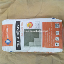 Good Workability tile Glue for big size tile , marble and stone