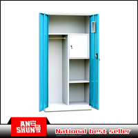 2 door stainless almirah design image metal almari