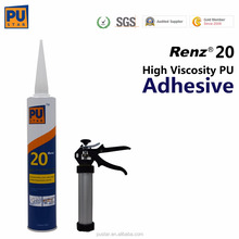 High flexible automotive windshield pu sealant