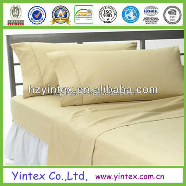 Professional Hotel Bed Linen European Hotel Bed Linen