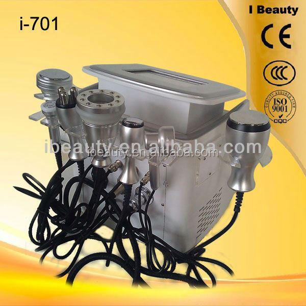 Multi functional vacuum and cavitation slimming equipment with free shipping