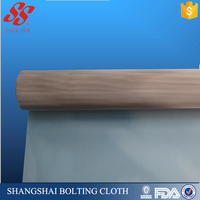 High Tension SS Silk Wire Screen Printing Meshes Fabric