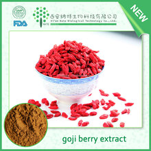 Factory supply high quality organic goji berry powder,Goji Extract,Goji Berry Extract-100% pure natural