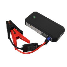 2.1A fastest charge 400A/12V peak car starter jump starter leads