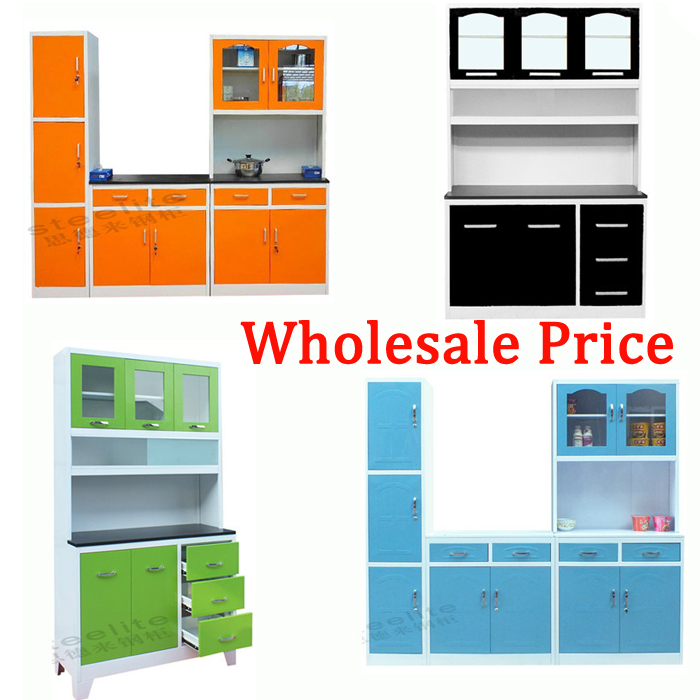 prefabricated kitchens cabinet metal drawers prefab kitchen cabinet in china