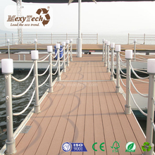 Foshan MexyTech anti-UV cheap prices wpc composite outdoor decking