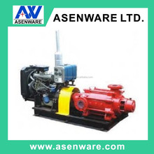 Factory Price,UL/FM High Quality Diesel Engine Fire Fighting Pump