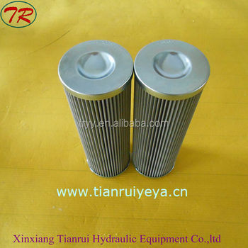 Replacement hydraulic oil filter 2225H10XL- a00-0-m stainless steel folding filter element