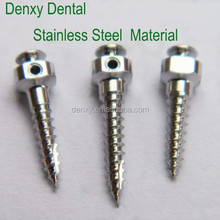 Denxy Best Quality Dental Stainless Steel Orthodontic Mini Implants