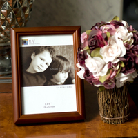 Christmas Solid wood digital picture photo frame