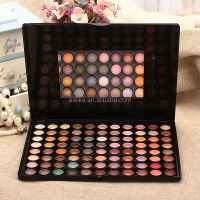 Waterproof branded big warm 88 makeup color eyeshadow palette
