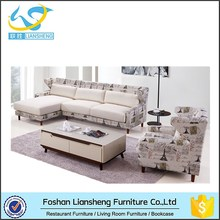 Post-Modern Style Corner Sofa With 1 Seater For Modern Household