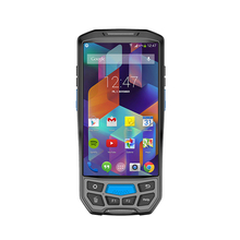 2017 NEW Android Handheld Computer OBM-A09 Rugged Terminal Series with Android 5.1 4g wifi gps bluetooth printer
