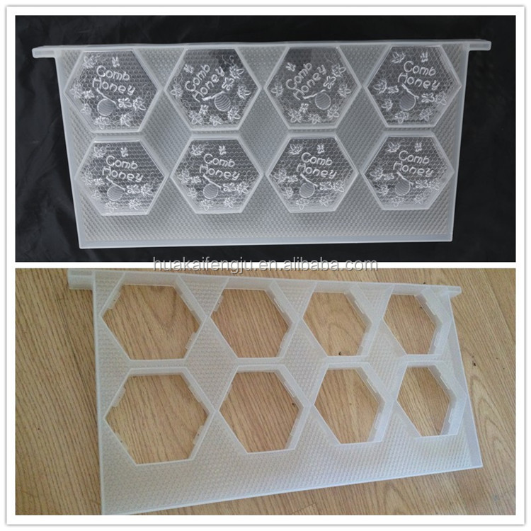 Hot Sale Beekeeping Tool Plastic Comb Honey Box