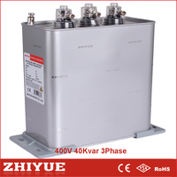 400v 18kvar 3phase electric power saver for power distribution box