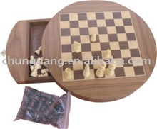 International Wooden Multi Chess Game Set