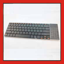 New bluetooth keyboard for ipad 2 case with touchpad H109