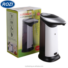 Automatic Foam Soap Dispenser, Hands-free Activation With Adjustable Foam Controls