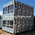 Container Hotel, prefabricated residential houses, steel frame modular homes