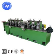 flux cord welding rod straight line wire drawing machine