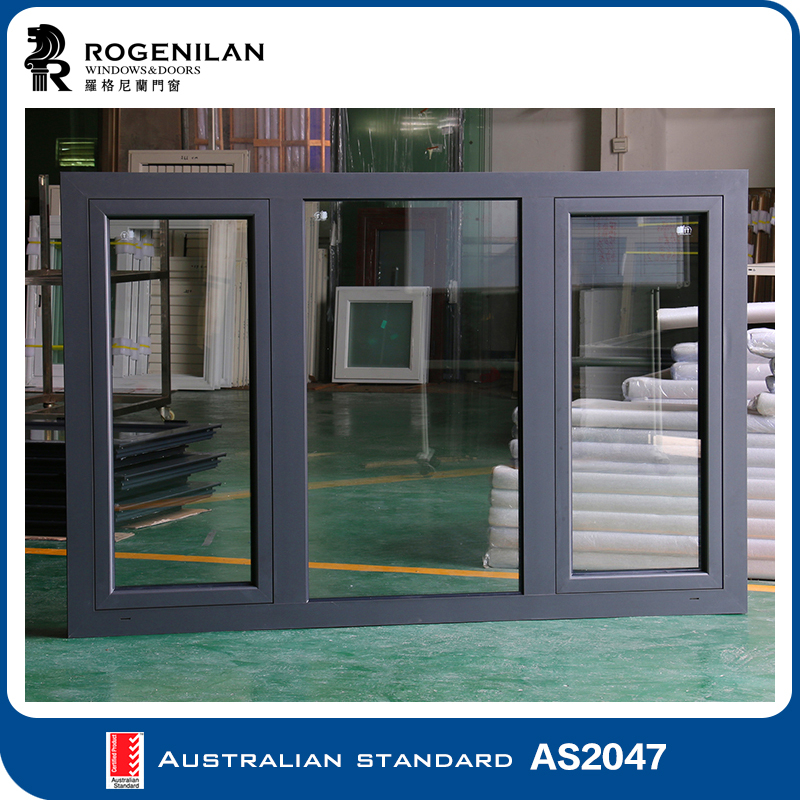 Rogenilan with as2047 certification aluminum cheap for Wholesale windows