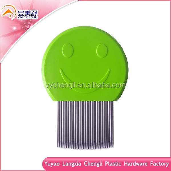 peine para piojos liendres Lice Comb for Head Lice and Nit Removal