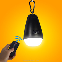 UY-Q5 Remote Controller Rechargeable Camping Equipment Small LED Lanterns