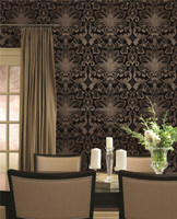 buy new design high quality pvc wallpaper for bathroom washable