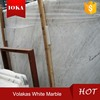 Polish White Volakas Marble With Black Veins