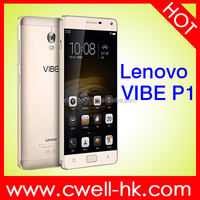 Original New Arrival Samrtphone 3GB RAM/16GB ROM Qualcomm MSM8939 64bits Octa Core Lenovo Vibe P1 China Brand Name Mobile Phone