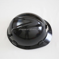 Light weight hard hat for construction workers