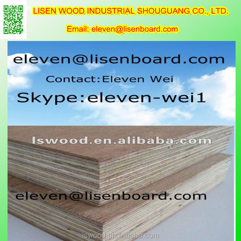 Indonesian finished marine grade container flooring part plywood 28MM X 1160MM X 2400MM