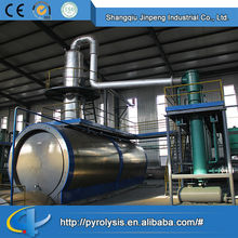 Made in china waste tires oil extraction machine