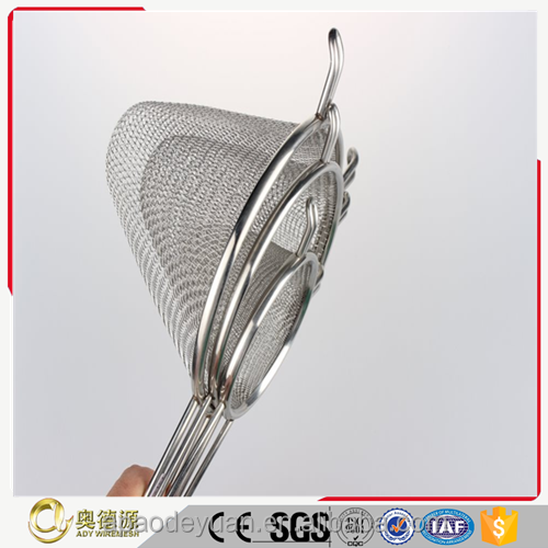 High quality Steel teapot filter wire mesh/ metal stamping filter netting/ ss filter disc wire mesh