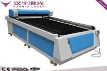 K-1325 1300*2500mm new design acrylic wood leather fabric laser cutting machines price