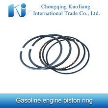 Chongqing gasoline engine parts 170F piston rings