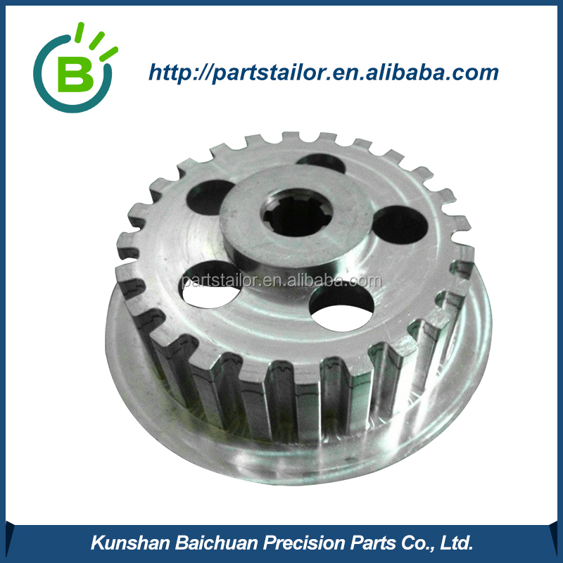 BCS 06 OEM motorcycle clutch basket / motorcycle spare parts