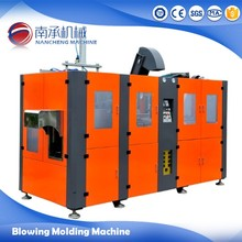 China Supply Mini Single Stage Pet Bottle Stretch Small Extrusion Plastic Blow Moulding Machine With Good Price