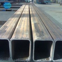 Good price Hollow section square black welded steel pipe/metal welding