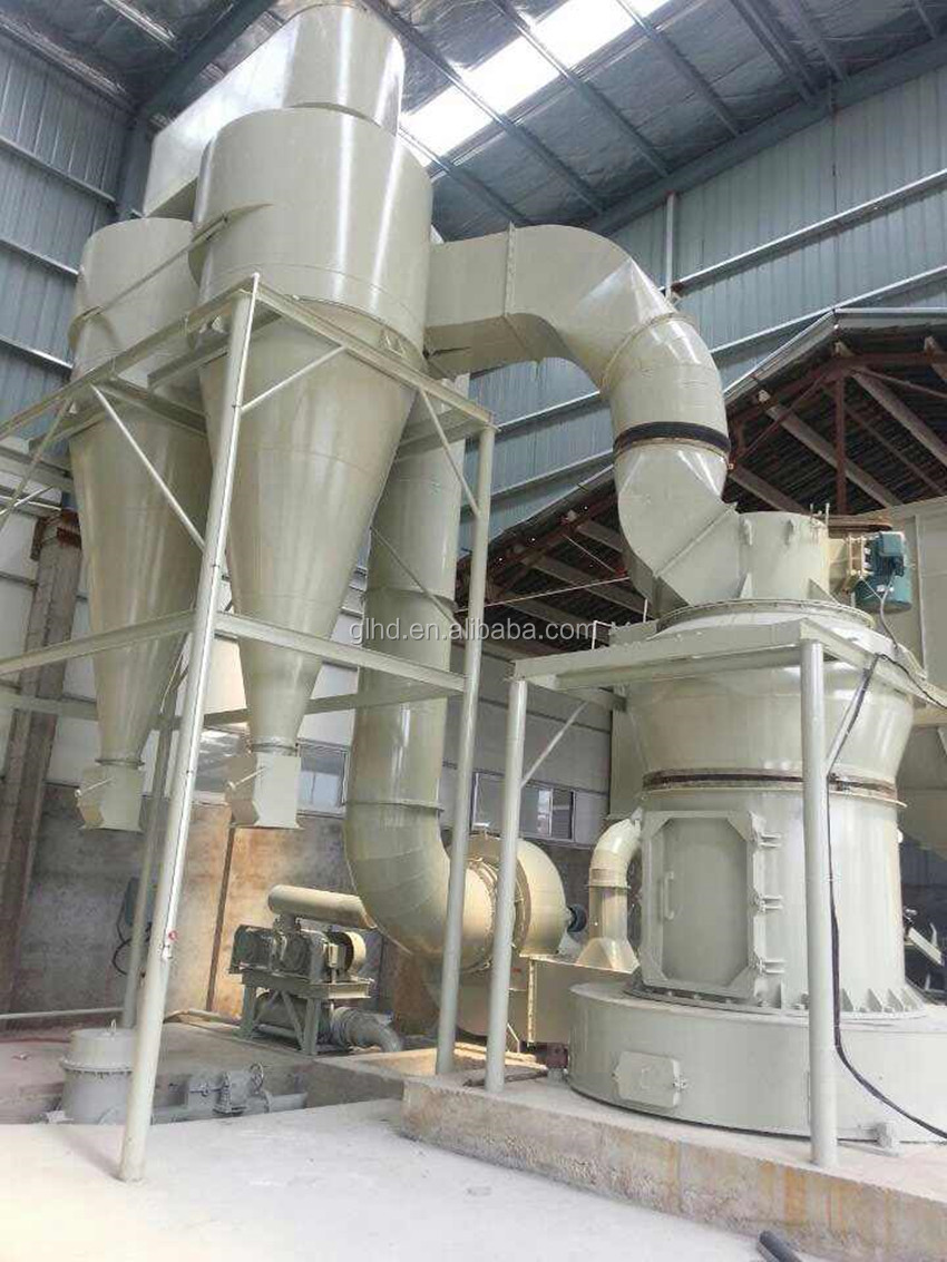 High Quality Plaster Vertical Roller Grinding Mill