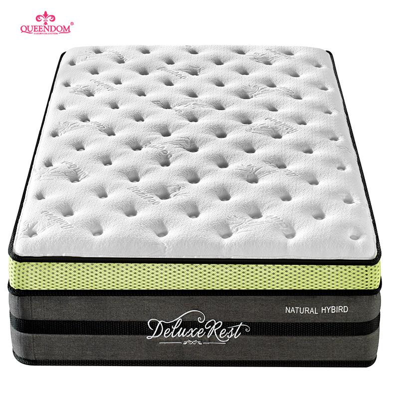Hot selling clima cool memory foam foshan natural rubber mattress - Jozy Mattress | Jozy.net